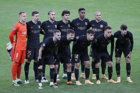 """""""Барселона"""" впервые в своей истории возглавила рейтинг самых дорогих футбольных клубов мира по версии Forbes"""