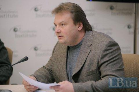 Конкурс на главу податкової заблокують найближчим часом за тією ж схемою, що конкурс на главу митниці, - Денисенко
