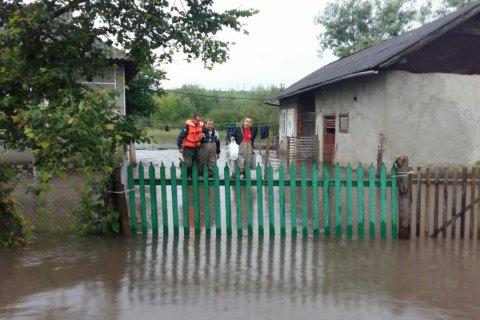 """""""Евросолидарность"""" требует от правительства выделить средства для борьбы с последствиями наводнения"""