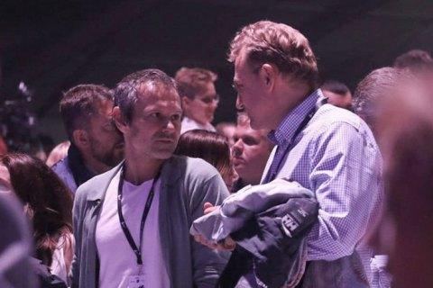Садовий і Вакарчук хочуть узгодити спільних кандидатів у Раду