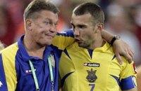Калиниченко: Шева как-то запулил мячом в Блохина