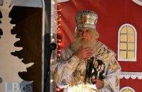 В Киеве до 14 января закрыто движение на Контрактовой площади