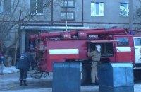 В Харькове горела 12-этажка