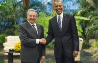 В Гаване начались переговоры Рауля Кастро с Бараком Обамой
