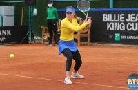 Українські тенісистки перемогають японок 2:0 на Кубку Біллі Джин Кінг