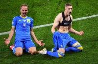 Довбик побив рекорд Платіні на Євро