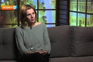 В зоне АТО получила тяжелое ранение журналист Эспрессо.TV