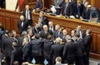 Депутаты хотят перейти на письменную форму голосования