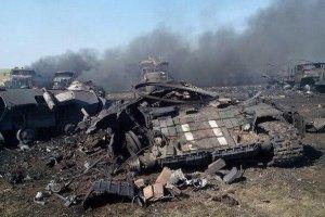 Селезнев: за сутки в АТО погибли 23 силовика (обновлено)