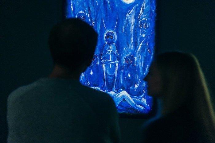 Выставка Мирослава Ягоды в NAMU