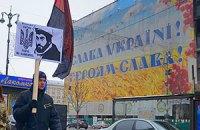 Самооборона Майдану пройшла ходою в пам'ять про Сергія Нігояна