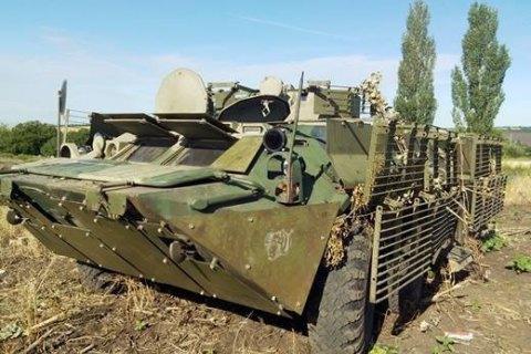 В России на учениях морской пехотинец утонул вместе с БТР