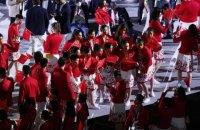 Китай обурився картою, показаною на американському ТБ під час церемонії відкриття Олімпіади-2020