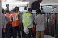 В Сингапуре столкнулись поезда метро: 25 пострадавших
