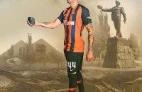 """Один из лидеров """"Шахтера"""" показал новое тату с символами Донбасса"""