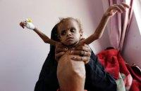 Кожна дев'ята людина у світі страждає від голоду, - ВООЗ