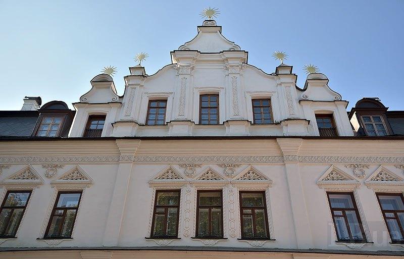 Дом митрополита на территории Софии Киевской