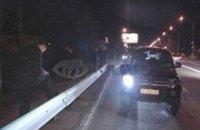 Экс-мэр Омельченко насмерть сбил пешехода под Киевом