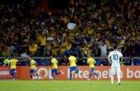 У півфіналі Копа Америка-2019 відбулося епічне протистояння Аргентини і Бразилії