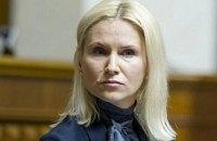 Віцеспікером Ради обрано Олену Кондратюк