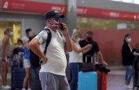 Украина пока не будет закрывать авиасообщение с Британией, где обнаружен новый штамм ковида