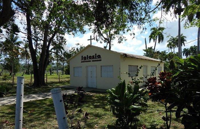 Сільська каплиця (Домініканська Республіка)