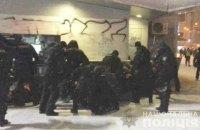"""Полиция задержала 27 человек перед матчем """"Шахтер"""" - """"Лион"""""""