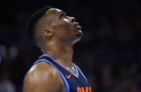 Баскетболіст у матчі НБА випадково закинув м'яч у своє кільце