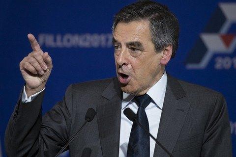 Президентські праймеріз у Франції виграв Франсуа Фійон