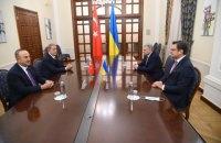 Міністри України та Туреччини заявили про загрози для безпеки Чорноморського регіону