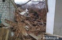 Житель Херсонської області загинув, спробувавши розпиляти 152 мм снаряд