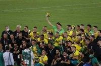 Збірна Бразилії з футболу захистила титул олімпійського чемпіона