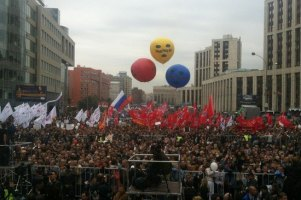 Російська опозиція розійшлася по домівках