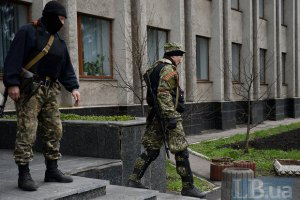 В Славянске сепаратисты похитили трех иностранных журналистов