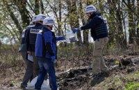 """В ОБСЕ насчитали более сотни нарушений """"тишины"""" на Донбассе за прошедшие сутки"""
