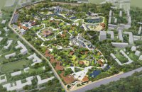 Влада Києва показала план реконструкції столичного зоопарку