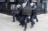 Во Франции противники саммита G7 устроили массовые беспорядки