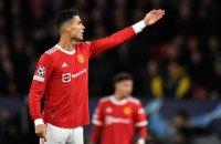 Роналду стал рекордсменом Лиги чемпионов по количеству проведенных матчей