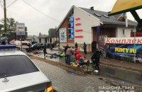 ГБР задержало полицейского, который сбил людей на остановке в Броварах