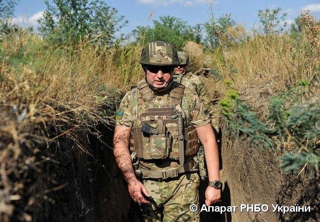 Турчинов: Военно-морского присутствия вАзово-Черноморском регионе необходимо усиление