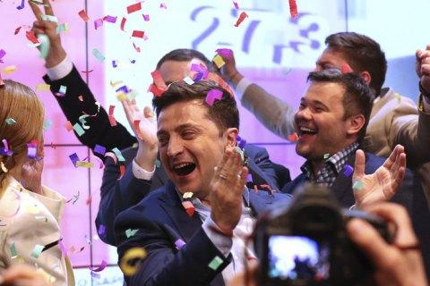 Вечер победителя: что пообещал и чего не сказал Владимир Зеленский
