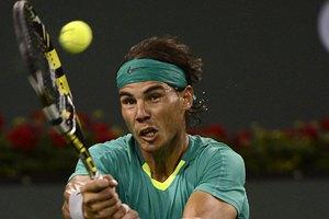 Надаль впервые обыграл Федерера в рамках Итогового чемпионата