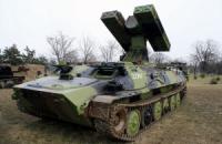 """Місія ОБСЄ виявила в бойовиків зенітні комплекси """"Стріла-10"""""""