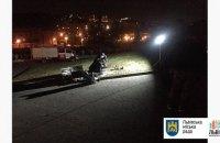 Возле польского Мемориала орлят во Львове произошел взрыв
