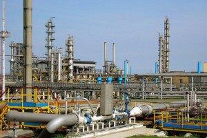 Переработка нефти в Украине упала до рекордного минимума