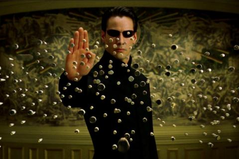 """В Голливуде снимут четвертую часть """"Матрицы"""""""