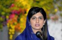 Отношения между Вашингтоном и Исламабадом полностью восстановлены, - МИД Пакистана