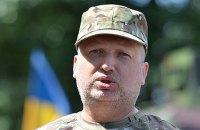 Турчинов: Україна наразі не може відмовитися від призову на строкову військову службу