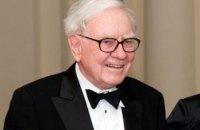 Воррен Баффет назвав ім'я свого наступника у Berkshire Hathaway
