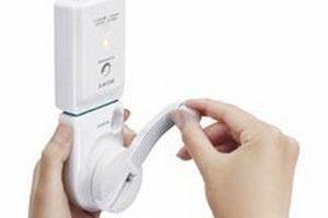 Sony представила ручное зарядное устройство